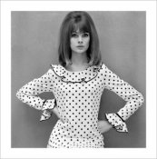 Jean Shrimpton in Quant