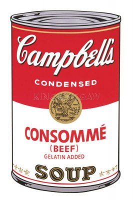 Campbell's, Consommé Beef